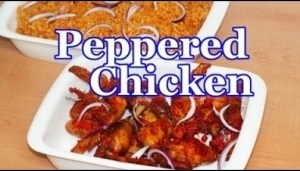 Video: How To Make Peppered Chicken